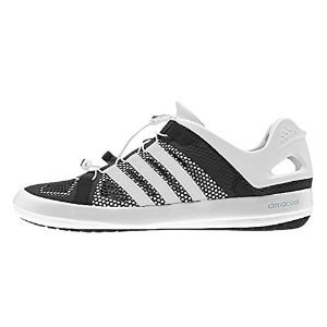 adidas Outdoor Climacool Boat Breeze Shoe - Men's Black/White/Black 7.5