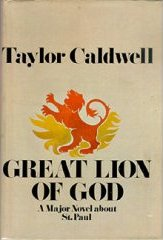 Great Lion of God by Doubleday & Company, Inc.