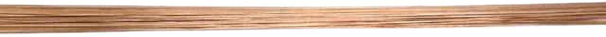Terrarum 450G 50000PSI Baguettes de Soudure en Silicone dor/é Bronze Longueur 91 cm Diam/ètre 1,5 mm
