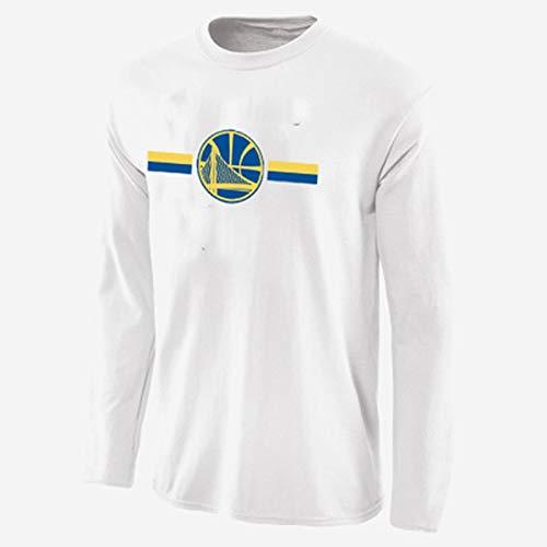 Ldwxxx NBA Nueva Manga Larga Vestido de Baloncesto Camiseta de ...