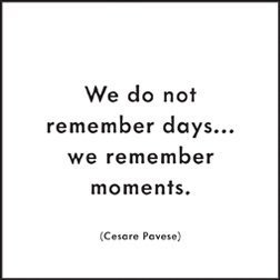 we-do-not-remember-days-cesare-pavese-black-and-white-magnet-by-quotable-cards
