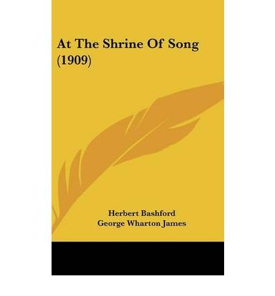 Download At the Shrine of Song (1909) (Hardback) - Common pdf