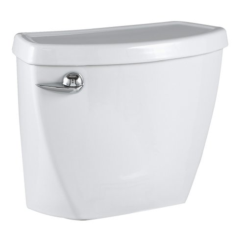 - American Standard Cadet 3 1.6 GPF  10-Inch Rough Toilet Tank Only,
