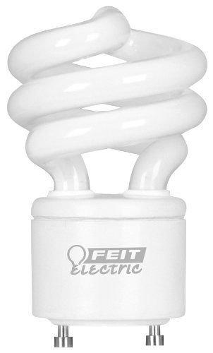 (Feit BPESL13T/GU24/41K 13-watt Twist GU24 Base 60-watt Equivalent Light Cool .#GH45843 3468-T34562FD366405)