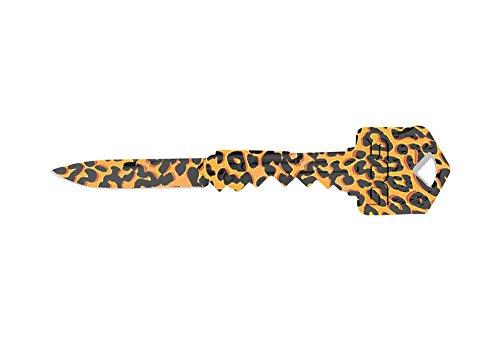 "SOG KEY-111 Key Knife with Straight Edge Folding 1.5"" Stainl"