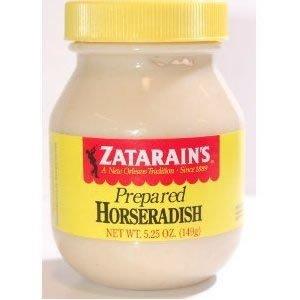 Zatarain's Horseradish Pkg, 5.25-Ounce (Pack of 12)