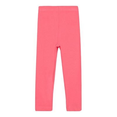 bluezoo Girls' Pink Leggings 18-24month