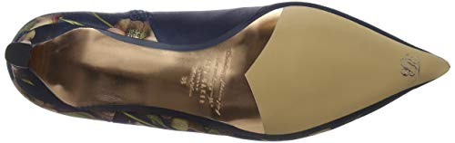 Navy Baker Ted Femme Abysse Arboretem Amaedi Nvy Classiques Bottes Bleu RSrR6pqw