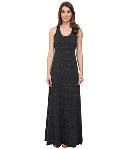 Alternative Women's Racerback Maxi Dress Eco Black Dress