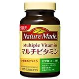 大塚製薬(オオツカセイヤク) ネイチャーメイド マルチビタミン(100粒入り)
