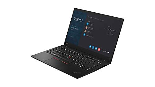 "Lenovo_ThinkPad_X1 Carbon Business Ultrabook Touchscreen Laptop (Intel i7-10510U, 16GB RAM, 2TB NVMe SSD, 14.0"" FHD IPS Touch, Windows 10 Pro) Professional Notebook Computer"