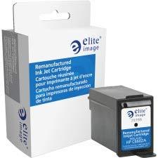Elite Image ELI75799 Compatible Ink-Jet Replaces HP (C6602A), Black from Elite