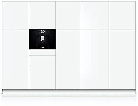 Bosch CTL636EB1 - Cafetera (Integrado, Máquina espresso, 2,4 L ...