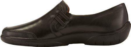 Black Burnis Leder Ace Frauen Loafers Walking Cradles BwazHqA