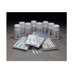 Iodine Test Strips - Industrial Test Systems 480018 Test Strips,iodine,0-5ppm,pk 50