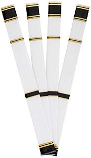 15 Pcs Universal Archery Arrow Wraps Sticker, Heat Shrinkable Self Adhesive Arrow Shaft Sticker Accessory