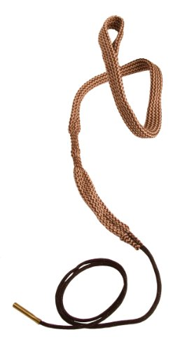 Hoppe's 24002 BoreSnake Pistol and Revolver Bore Cleaner, .357, 9mm, .380, .38 Caliber, Outdoor Stuffs