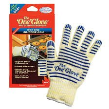 The Oven Glove Hot Surface Handler (6) by Unknown