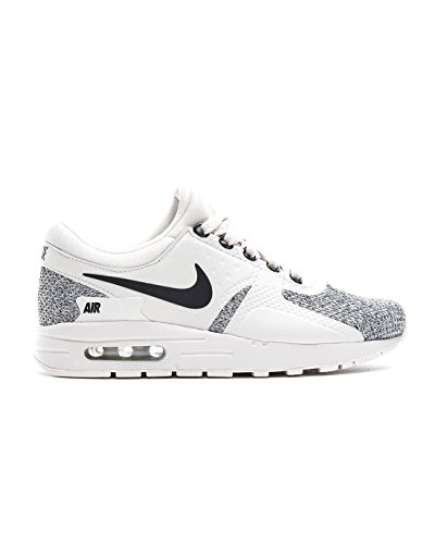 Nike Air Max Zero Essential GS Youth Running Shoes Light Bone Black White 001