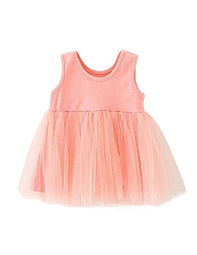 Kidlove Princess Pleated Dresses Sleeveless product image