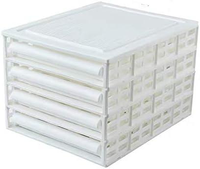 Cestas de almacenamiento Ropa cajón estilo caja de almacenamiento de alto nivel caja de almacenamiento de alto nivel armario doméstico avanzado caja de almacenamiento de plástico cesta de almacenamien: Amazon.es: Hogar
