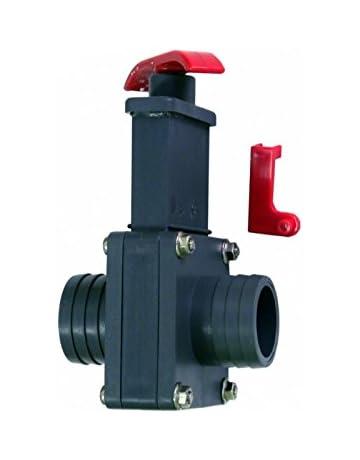 PVC Válvula de compuerta 38 x 38 mm