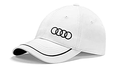 Audi Motorsport Gorra Le Mans DTM en color blanco: Amazon.es ...