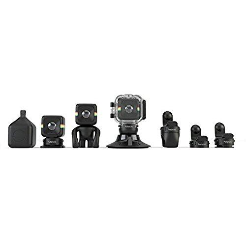 ارخص مكان يبيع Polaroid Cube HD 1080p Lifestyle Action Video Camera (Blue)[Discontinued by Manufacturer]