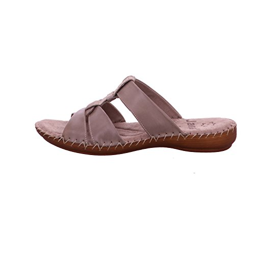 Pantolette Taupe Jana da Gris De Shoes wHv6vqxtn