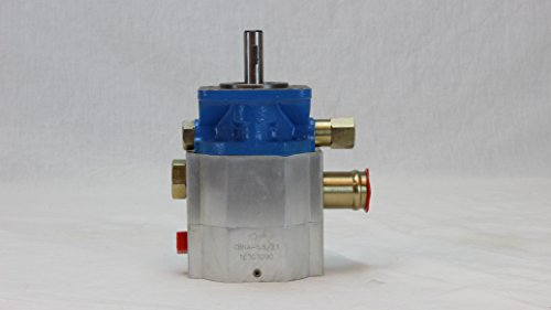11 GPM 2 Stage Log Splitter Gear Pump [91-129-PUMP-11] Photo #2