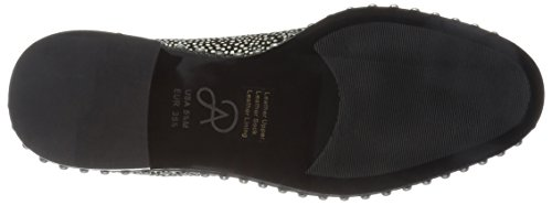 Natural Prince Flat Papell Oxford Adrianna Women's qf4wXOWx6