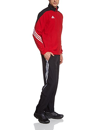 De Adidas blanco Para Chándal S Fútbol Sere14 Rojo negro Suit Talla Pre Hombre Color PqwrqTBI