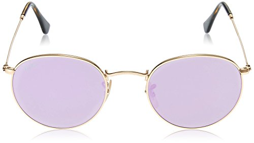 Ray-Ban Rb 3447N, Montures de Lunettes Mixte Adulte, Or (Gold), 50 mm