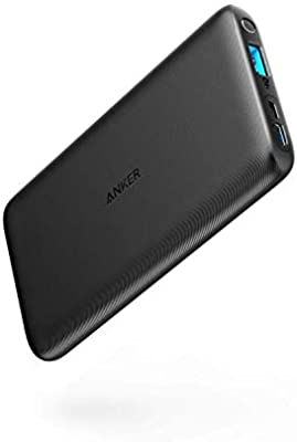 Anker Power Core Lite 10000 mAh Compacto Power Bank, Potente ...