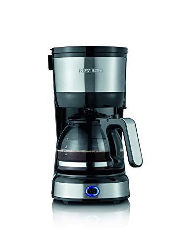 Severin KA 4808 Macchina per il Caffè, Fino a 4 Tazze, Filtro Permanente Lavabile, Filtro Oscillante, Piastra… 3