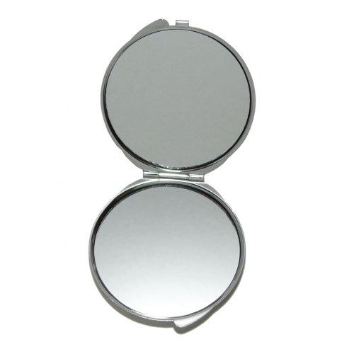Eight Ball - Pool Billiards Compact Purse Mirror