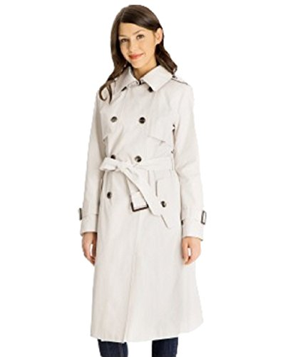 Classic Belted Trench - 4