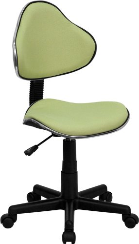 Flash Furniture Avocado Fabric Ergonomic Swivel Task Chair by Flash Furniture