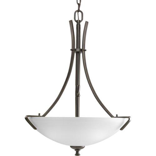 Rectangular Glass Pendant Lighting - 4