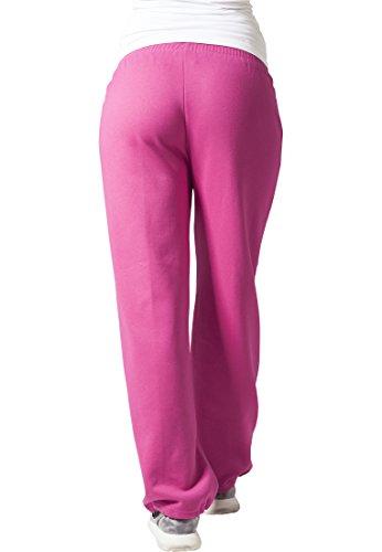 Classics Urban De Femme Loose Pantalon fit Fuchsia Maternité Sweatpants HHrqd