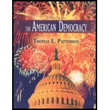American Democracy -With Policentral Code, Thomas E. Patterson, 0077226135