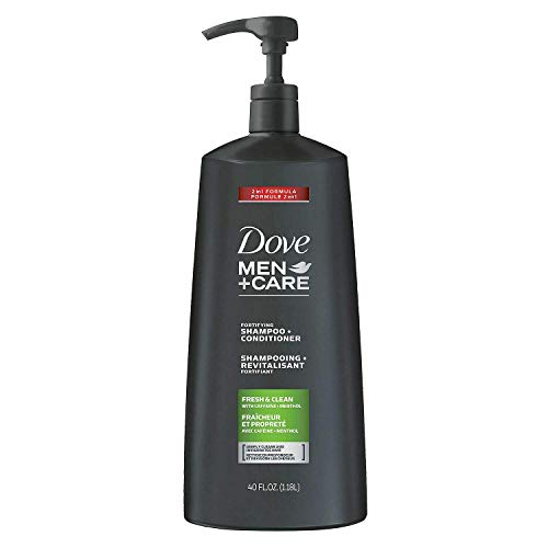 Dove Shampoo Conditioner Fresh Clean product image