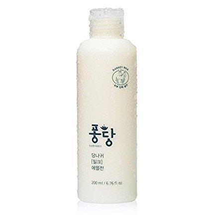 Sensitive Skin Emulsion ([ Pongdang ] Donkey Milk Nourishing Vitamin Soothing Revitalizing for rough, sensitive skin Korean Cosmetics Emulsion)