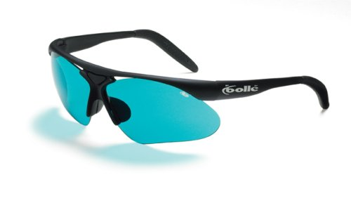 Bolle Performance Parole Sunglasses (Matte Black/T-Standard Lens Set (Competivision + TNS - Bolle Prescription Sunglasses