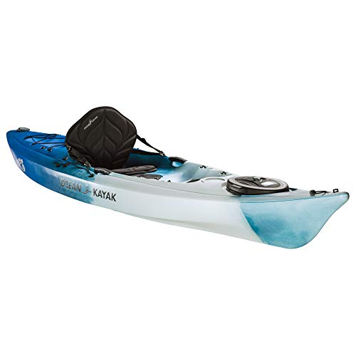 Scubapro Ocean Kayak Venus 11 One-Person Women's Sit-On-Top Kayak, Surf, 10 Feet 8 Inches