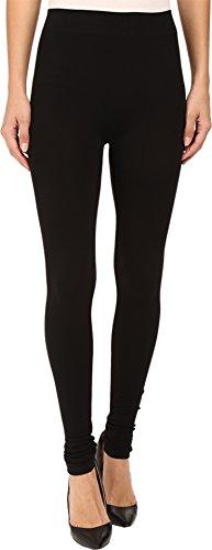 (Wolford Women's Viscose Leggings Black Large 29)