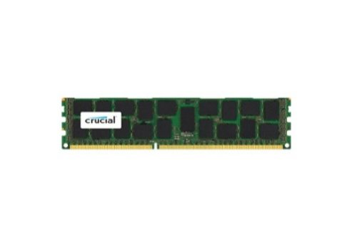 Crucial Technology 16GB DDR3-1866 / PC3 14900 RDIMM ECC Server Memory RAM (CT16G3ERSDD4186D) (Sdram Ecc Registered)