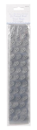 Darice Party Supplies, Silver, 36 Each