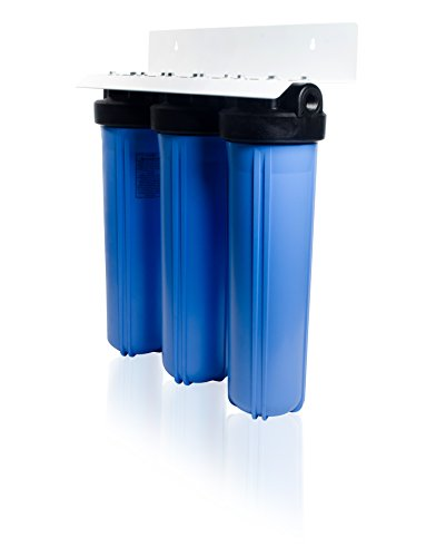 APEX MR-3020 Whole House GAC Water Filter System with Activated Alumina by Apex