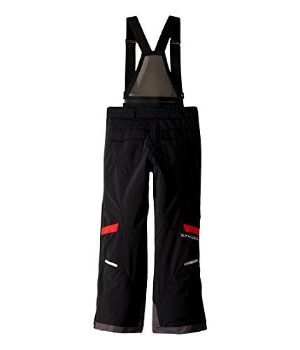 Spyder Kids Boy's Force Pants (Big Kids) Black/Red 16 by Spyder (Image #3)